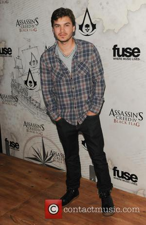Emile Hirsch - Assassins Creed IV Black Flag Launch Event