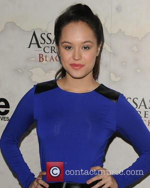 Hayley Orrantia - Assassins Creed IV Black Flag Launch Event - Hollywood, CA, United States - Tuesday 22nd October 2013