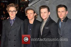 McFly - 'Thor: The Dark World' world premiere held at the Odeon Leicester Square - Arrivals - London, United Kingdom...