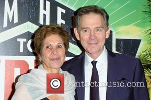 Anthony Andrews - Press night for 'From Here to Eternity' held at the Shaftesbury Theatre - Arrivals - London, United...