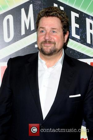 Michael Ball - Press night for 'From Here to Eternity' held at the Shaftesbury Theatre - Arrivals - London, United...