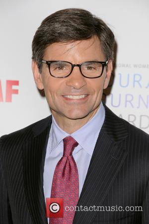 George Stephanopoulos - International Women's Media Foundation's 2013 Courage In Journalism And Lifetime Achievement Awards - Red Carpet Arrivals -...