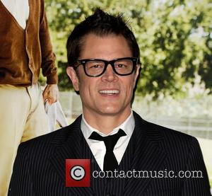 Johnny Knoxville - Premiere of Paramount Pictures' 'Jackass Presents: Bad Grandpa' at the TCL Chinese Theatre - Los Angeles, CA,...