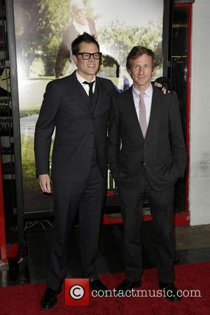 Johnny Knoxville and Spike Jonze