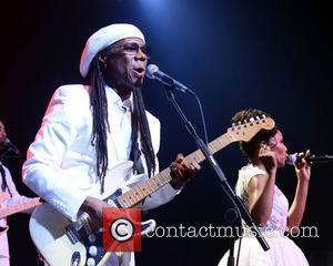 Nile Rodgers - Nile Rodgers & his band Chic perform at Vicar Street... - Dublin, Ireland - Wednesday 23rd October...