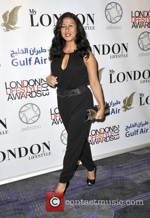 Hayley Tamaddon - London Lifestyle Awards at the Troxy London - London, United Kingdom - Wednesday 23rd October 2013