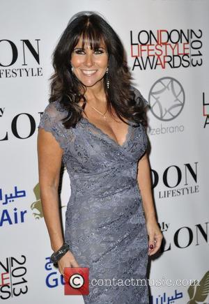 Linda Lusardi - London Lifestyle Awards at the Troxy London - London, United Kingdom - Wednesday 23rd October 2013