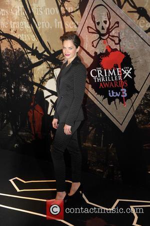 Ruth Wilson - Specsavers Crime Thriller Awards at The Grosvenor House Hotel - London, United Kingdom - Thursday 24th October...
