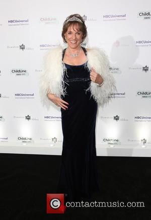 Esther Rantzen - The Downton Abbey ChildLine Ball held at the Savoy - Arrivals - London, United Kingdom - Thursday...