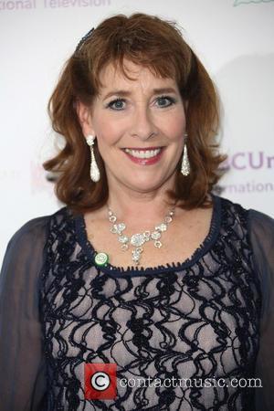 Phyllis Logan - The Downton Abbey ChildLine Ball held at the Savoy - Arrivals - London, United Kingdom - Thursday...