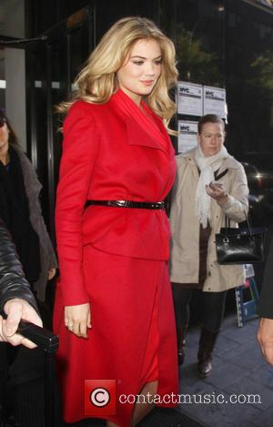 Kate Upton - Kate Upton at Good Day NY in New York City. October 24, 2013. - New York City,...