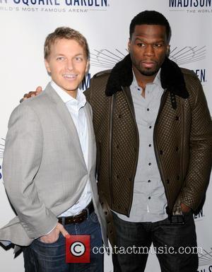 Ronan Farrow and Curtis '50 Cent' Jackson