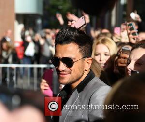 Peter Andre - Peter Andre launches two new fragrances for women, 'Forever' and 'Forever Young', at Superdrug - Liverpool, United...