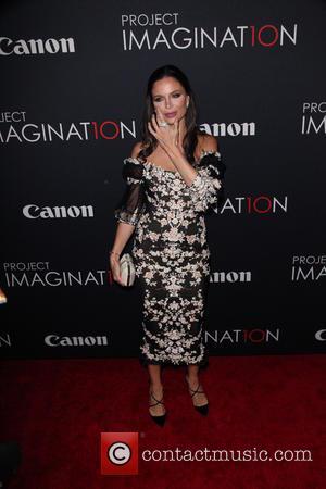 Georgina Chapman - Premiere Of Canon's Project Imaginat10n Film Festival at Alice Tully Hall - New York City, NY, United...