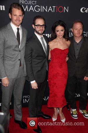 Abigail Spencer, Josh Pence, Director Julian Higgins and Guest