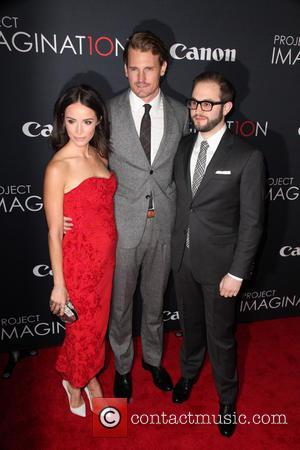 Josh Pence, Abigail Spencer and Julian Higgins