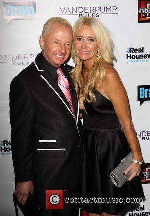 Kim Richards and Guest