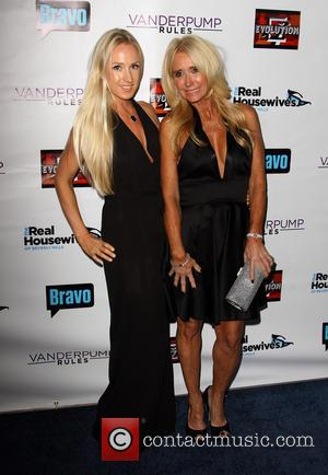 Kim Richards and Whitney Davis -