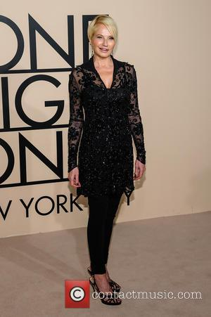 Ellen Barkin - Giorgio Armani One Night Only in New York at SuperPier - New York, NY, United States -...