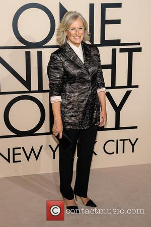 Glenn Close - Giorgio Armani One Night Only in New York at SuperPier - New York, NY, United States -...