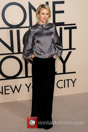 Naomi Watts - Giorgio Armani One Night Only in New...