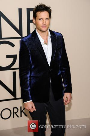 Peter Facinelli - Giorgio Armani One Night Only in New York at SuperPier - New York, NY, United States -...