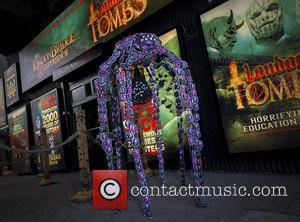 Giant Cadbury Crunchy Spider and Halloween