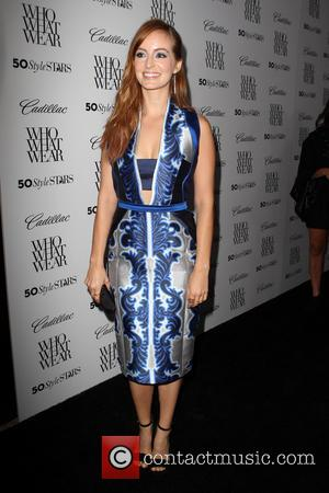 Ahna O'Reilly - Who What Wear And Cadillac's 50 Most Fashionable Women Of 2013 Event Held at The London Hotel...