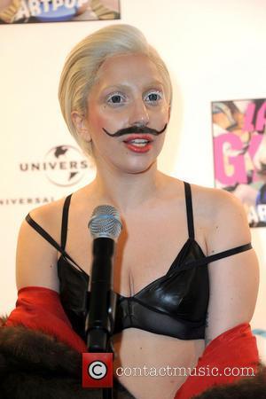Lady Gaga Berlin