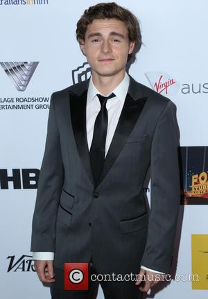 Callan McAuliffe - AIF Breakthrough Awards - Arrivals - Los Angeles, CA, United States - Friday 25th October 2013