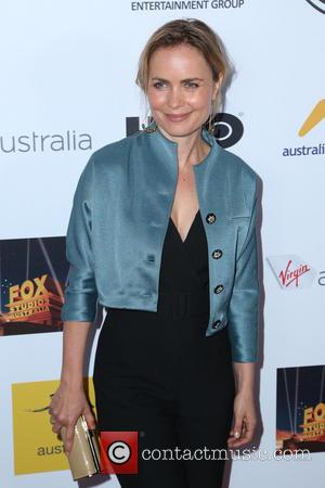 Radha Mitchell - AIF Breakthrough Awards - Arrivals - Los Angeles, CA, United States - Friday 25th October 2013
