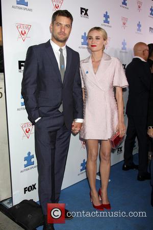 Joshua Jackson and Diane Krueger