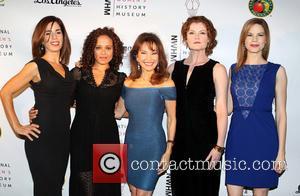 Ana Ortiz, Judy Reyes, Susan Lucci, Rebecca Wisocky and Mariana Klaveno