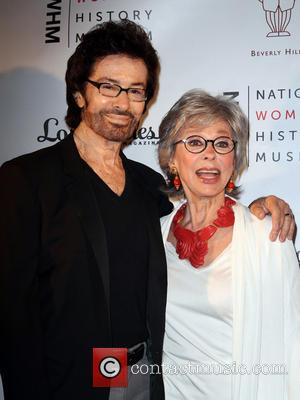George Chakiris and Rita Moreno - National Women's History Museum honors Fran Drescher and Rita Moreno - Beverly Hills, California,...