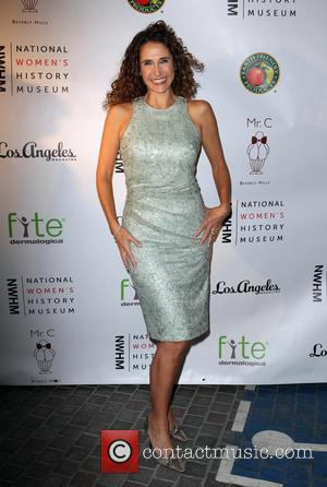 Melina Kanakaredes - National Women's History Museum honors Fran Drescher and Rita Moreno - Beverly Hills, California, United States -...