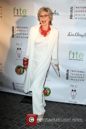 Rita Moreno - National Women's History Museum honors Fran Drescher and Rita Moreno - Beverly Hills, California, United States -...