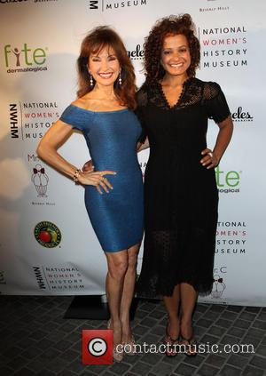 Susan Lucci and Judy Reyes - National Women's History Museum honors Fran Drescher and Rita Moreno - Beverly Hills, California,...