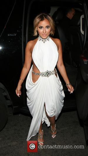 Adrienne Bailon - Adrienne Bailon's 30th Birthday Celebration held at XXI - New York City, NY, United States - Friday...