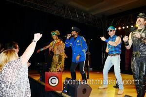 Village People, Ray Simpson, Bill Whitefield, Eric Anzalone and Felipe Rose
