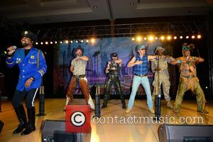 Ray Simpson, Jim Newman, Eric Anzalone, Bill Whitefield, Alex Briley, Felipe Rose and Village People
