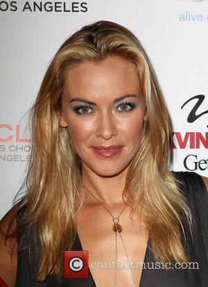 Kristanna Loken - Halloweenie 2013 Benefiting Gay Men's Chorus of Los Angeles (GMCLA) held at The Los Angeles Theater -...
