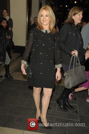 Helen Fospero - 'The Nutcracker on Ice' Press Night at The London Palladium - London, United Kingdom - Friday 25th...