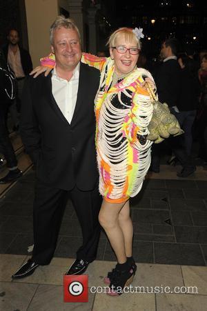 Su Pollard - 'The Nutcracker on Ice' Press Night at The London Palladium - London, United Kingdom - Friday 25th...