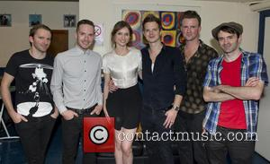 Kevin Jeremiah, Dan Gillespie Sells, Sophie Ellis-bextor, Richard Jones, Paul Stewart and Ciaran Jeremiah