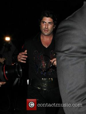 Brandon Davis - Celebrities attend Mike Meldman's Annual Halloween Party in Beverly Hills - Los Angeles, CA, United States -...