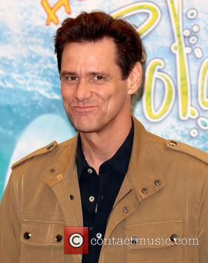 Jim Carrey - Jim Carrey promotes his new children's book...