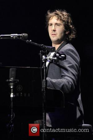 Josh Groban - Josh Groban's In The Round Tour at the Air Canada Centre. - Toronto, Canada - Saturday 26th...