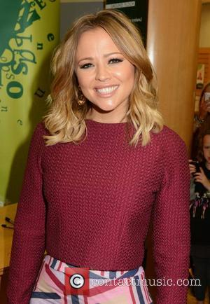Kimberley Walsh - Kimberley Walsh signs copies of her autobiography 'A Whole Lot Of History' at Easons - Dublin, Ireland...