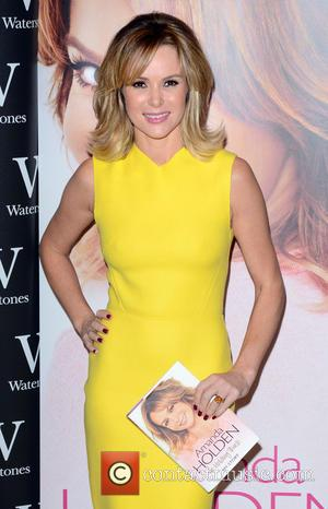 Amanda Holden - Amanda Holden Book Signing at WH Smith Bluewater - London, United Kingdom - Saturday 26th October 2013