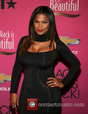 Nia Long - BET Black Girls Rock CoverGirl Style Stage on the Red Carpet at New Jersey Performing Arts Center...